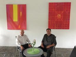 Josef Urban und Wolfgang Erk