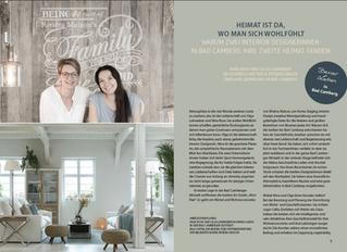 Heimat ist da, wo man sich wohlfühlt - Warum zwei Interior-Designerinnen in Bad Camberg ihre zweite