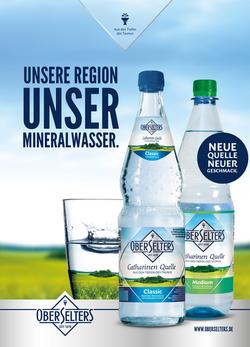 Unsere Region, unser Mineralwasser