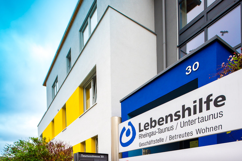 Geschäftsstelle der Lebenshilfe Rheingau-Taunus e.V. und Untertaunus