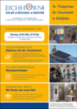POWERREGION - Kurzprofil der Firma Eichhorn GmbH, Solar, Heizung, Sanitär, Hünfelden