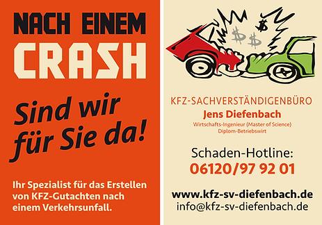 Spezialist für das Erstellen von KFZ-Gutachten - www.kfz-sv-diefenbach.de