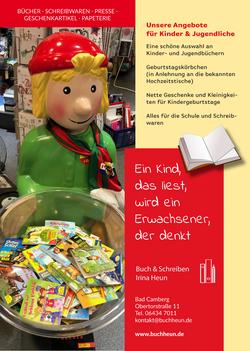 Buchhandlung Irina Heun