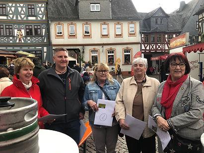 Gewinner der Osteraktion 2019 von Wir für Bad Camberg e.V.