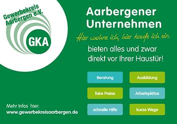 Imagekampagne von Peteratzinger.com für den Gewerbekreis Aarbergen e.V.: Aarbergener Unternehmen bieten alles und zwar direkt vor Ihrer Haustür