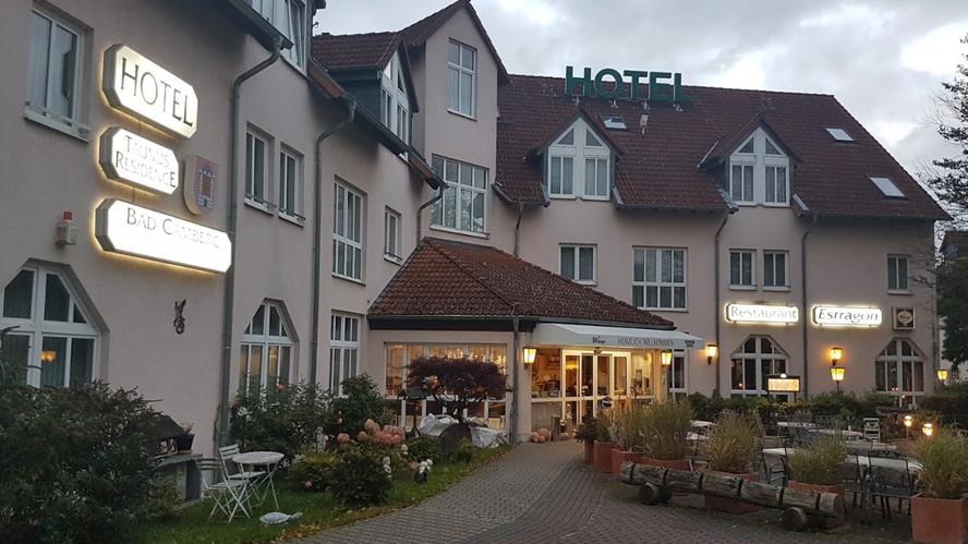 Hotel Taunus Residence Bad Camberg