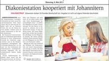 Diakoniestation kooperiert mit Johannitern