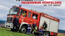 112 Prozent Einsatz für die Sicherheit - Freiwillige Feuerwehr Hünfelden