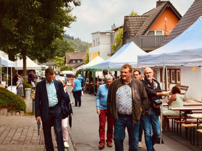 Das Straßenfest der Lebenshilfe Rheingau-Taunus 2020 kann nicht stattfinden