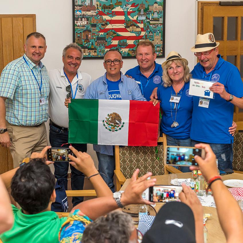 Mexiko lädt ein zum Gegenbesuch