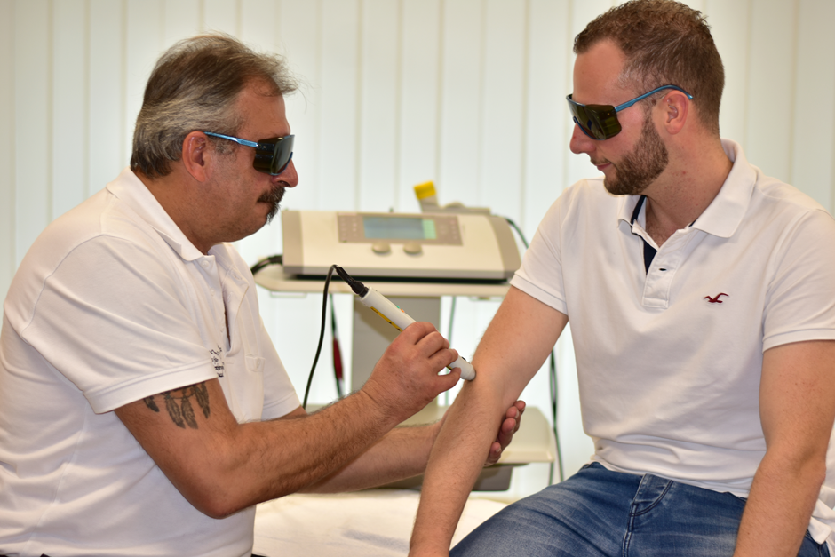 Lasertherapie