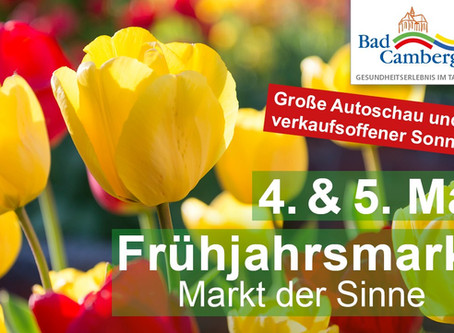 Frühjahrsmarkt in Bad Camberg