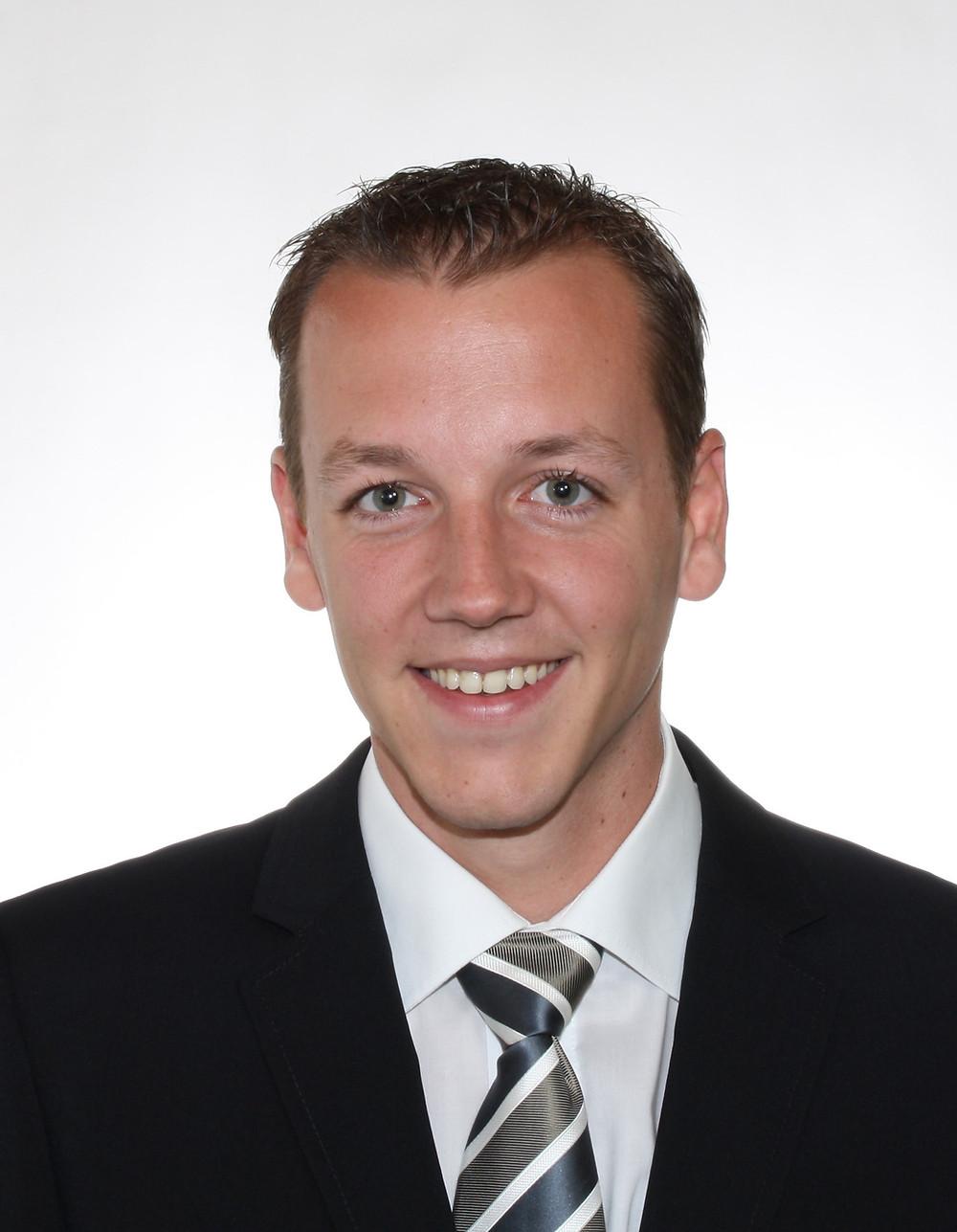 Jens Diefenbach, 1. Vorsitzender des Gewerbekreises in Aarbergen