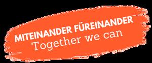 Miteinander füreinander - Together we can so lautet die zentrale Botschaft des Diversity-Picknicks im Bad Camberger Kurpark im August 2019. Kommt vorbei und lernt euch kennen.