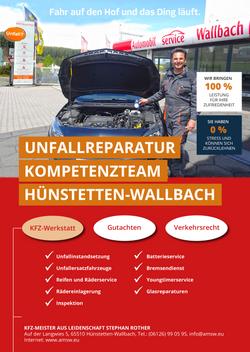 Kompetenzteam Unfallreparatur Hünstetten-Wallbach