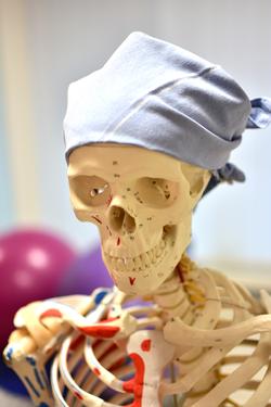 Unser Freund Skeletto