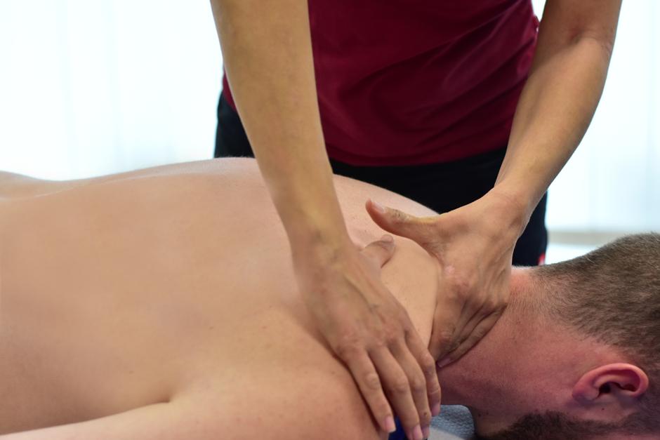 Klassische Massage (KMT)