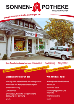 Sonnenapotheke Aarbergen-Kettenbach