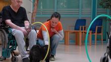 Hunde sind Therapeuten! - Die tiergestütze Therapie des Hünfeldener Vereins Therapeuten auf vier Pfo