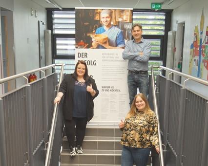 Fachschule für Wirtschaft Limburg präsentiert Projekte