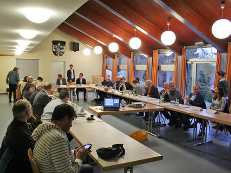 IHK Wiesbaden zu Gast beim Gewerbekreis Aarbergen