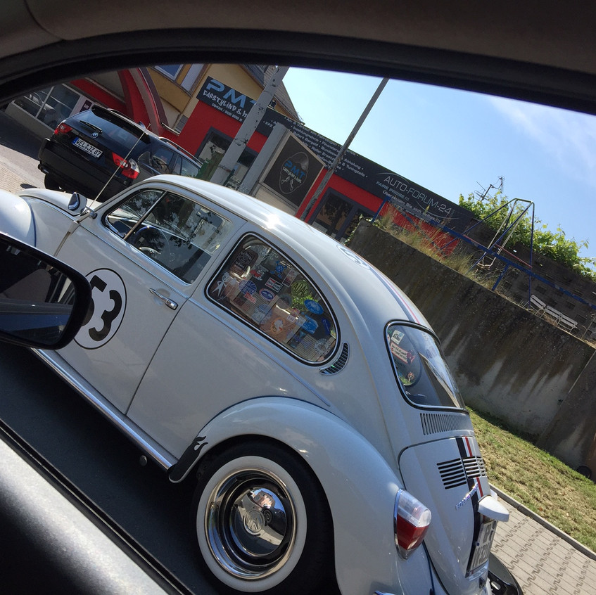 Herbie in Bad Camberg gesichtet