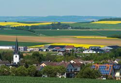 Ansicht auf Kirberg