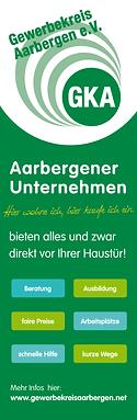 Hier wohne ich, hier kaufe ich ein. Werbekampagne der Interessenvertretung der Aarbergener Gewerbetreibenden. Konzept und Mediendesign von Katja Peteratzinger, peteratzinger-publishing.com