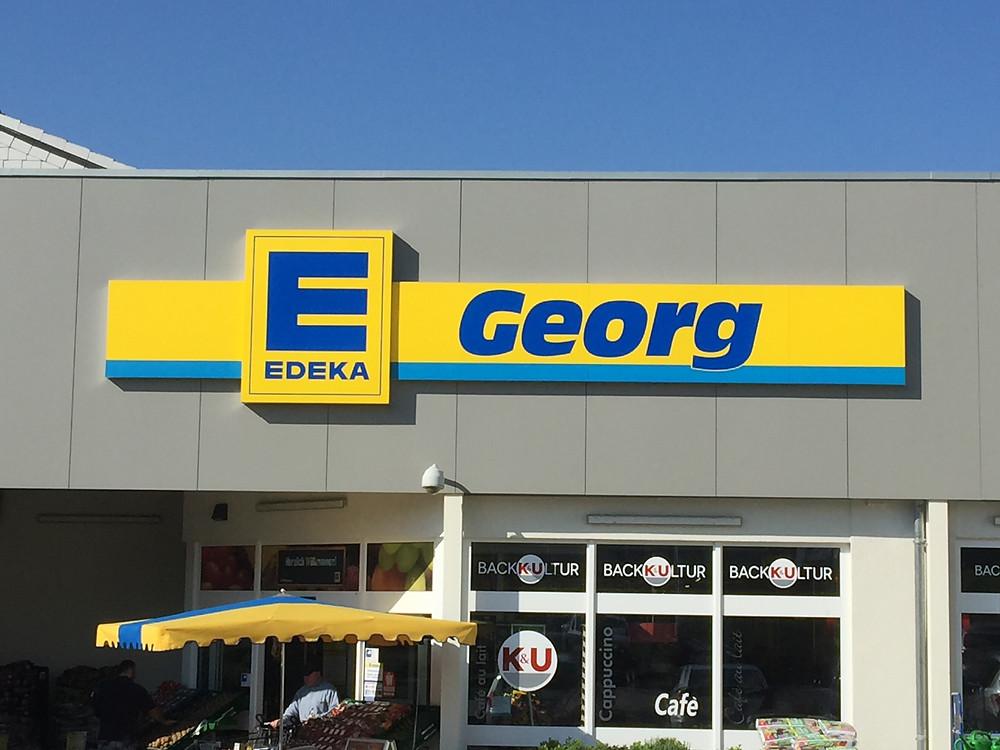 EDEKA-Markt Georg in Bad Camberg