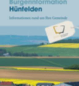 Bürgerinformation Hünfelden mit Who-is-Who der hiesigen Wirtschaft