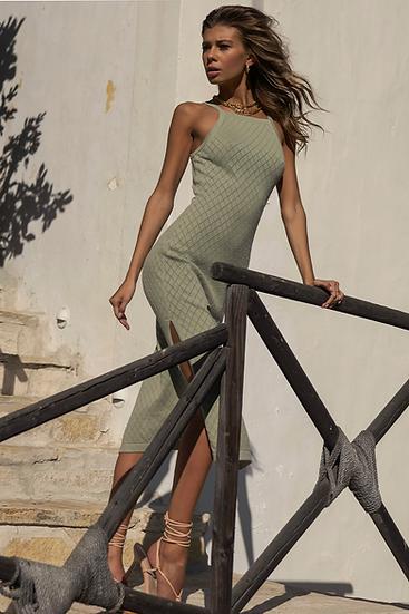BARBADOS Dress - Sage
