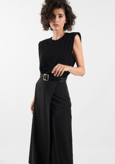 FLORENCE Culotte- Skirt in Black