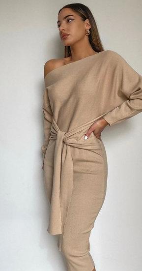INDRA Dress - Sand