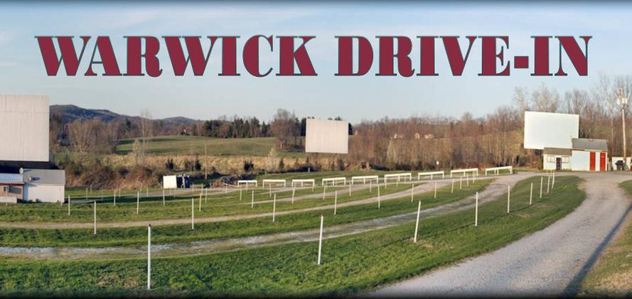 Warwick, NY Drive-in