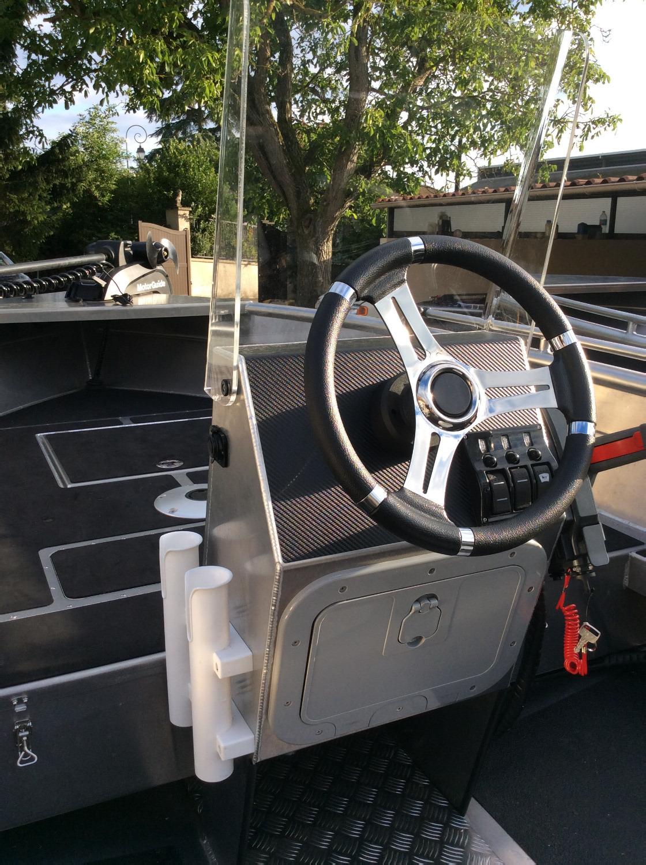 PF Boat 370 AC PV