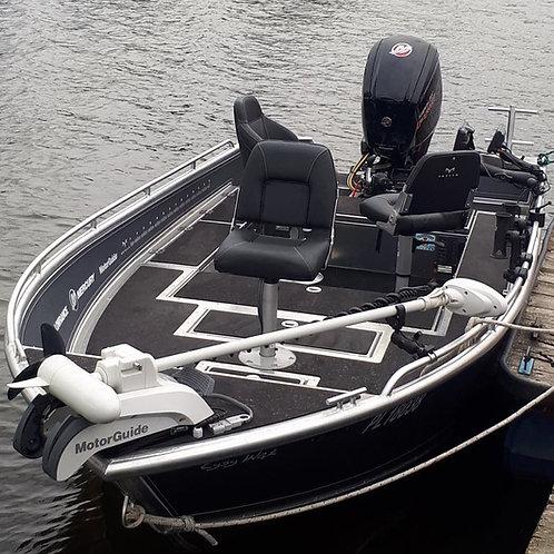 PF Boat 505-530 ASC-PVC à partir de,