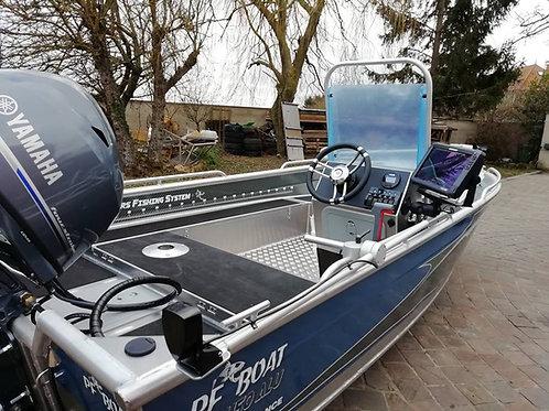 PF Boat 450 AC-PVC à partir de,