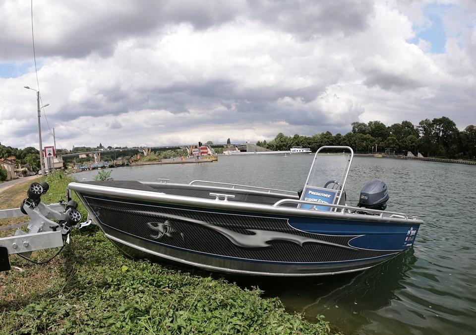 PF Boat 370 AC-PVC