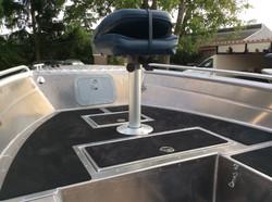 PF Boat 450 AC PV