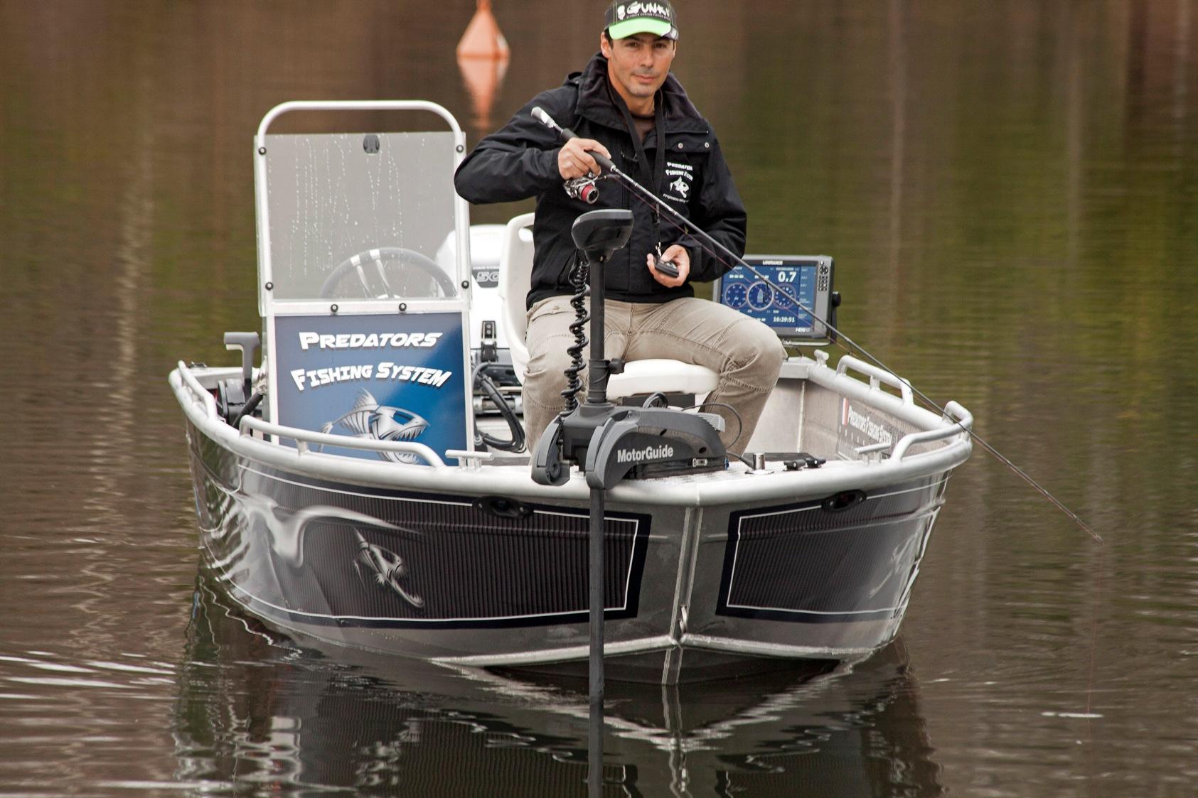PF Boat 450 AC-PV