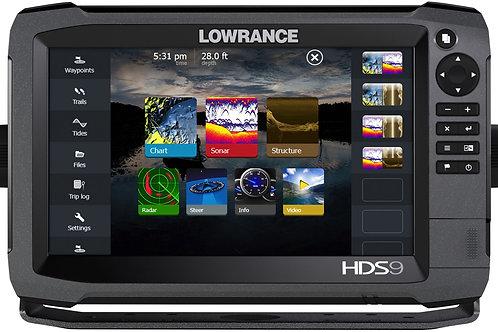 Echosondeur Lowrance HDS 9 GEN 3