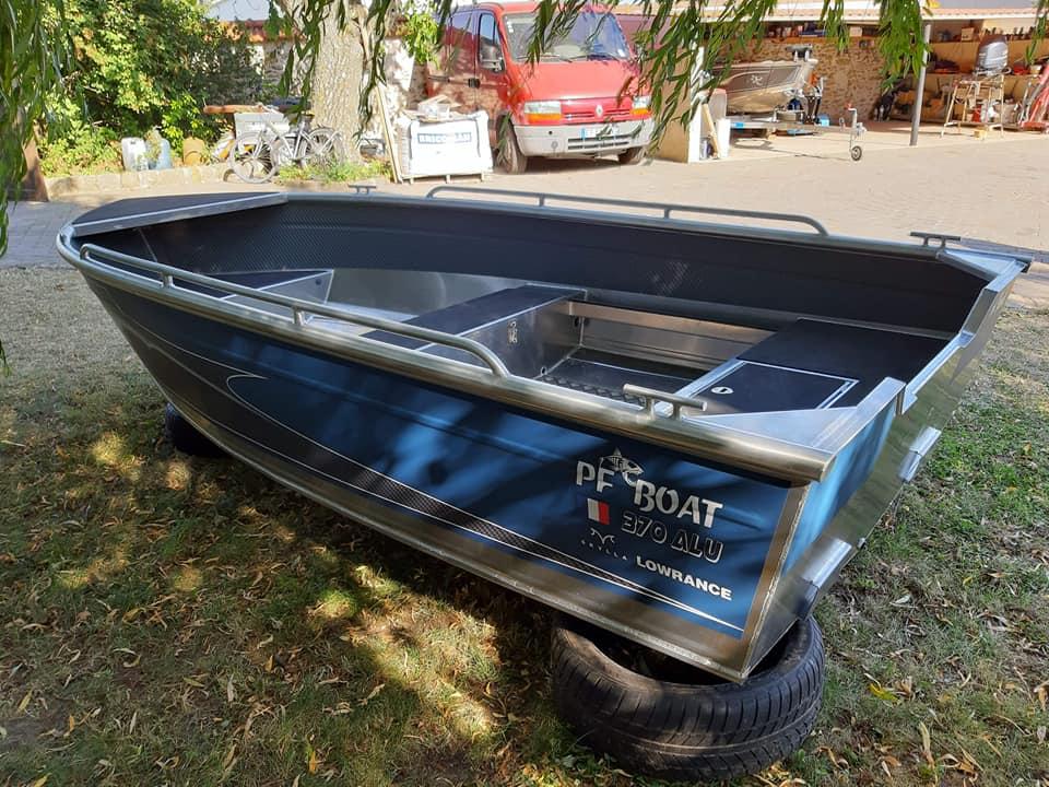 PF Boat 370 ASC-B