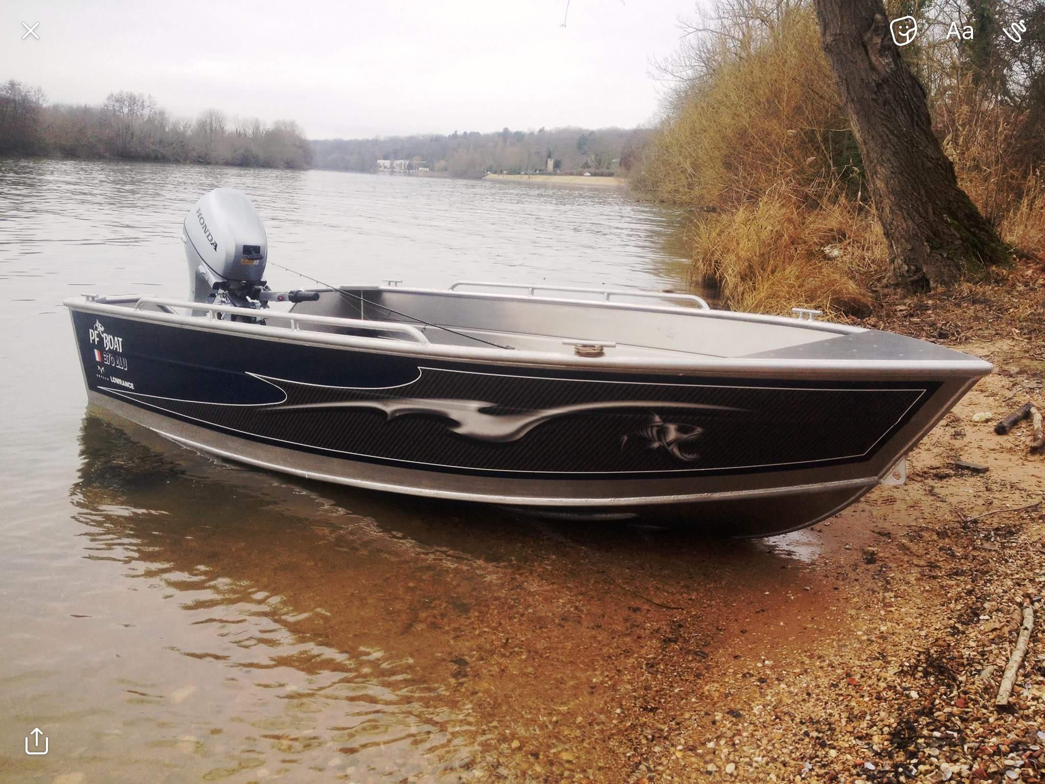 PF Boat 370 ASC B