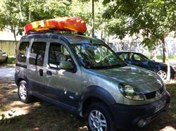 Pêche en Kayak au Portugal
