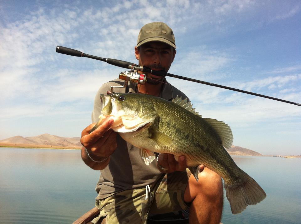 Pêche du Bass au Portugal