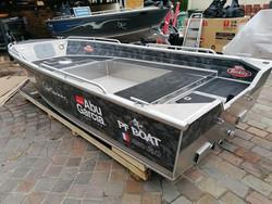 PF Boat 450 Tiller