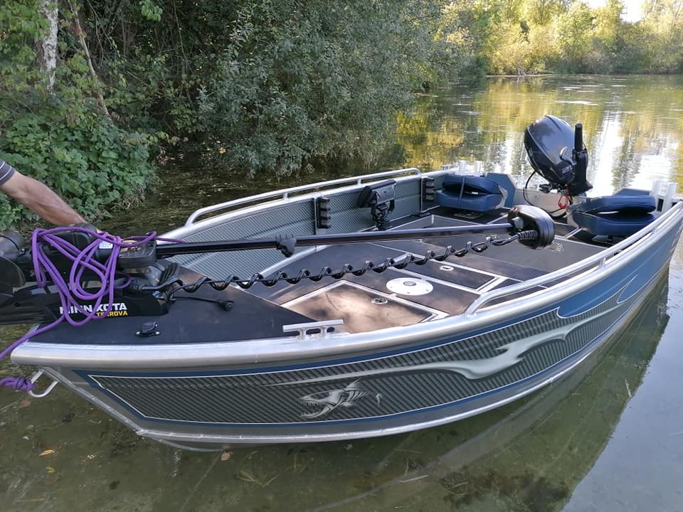 PF Boat 370 ASC-PVC