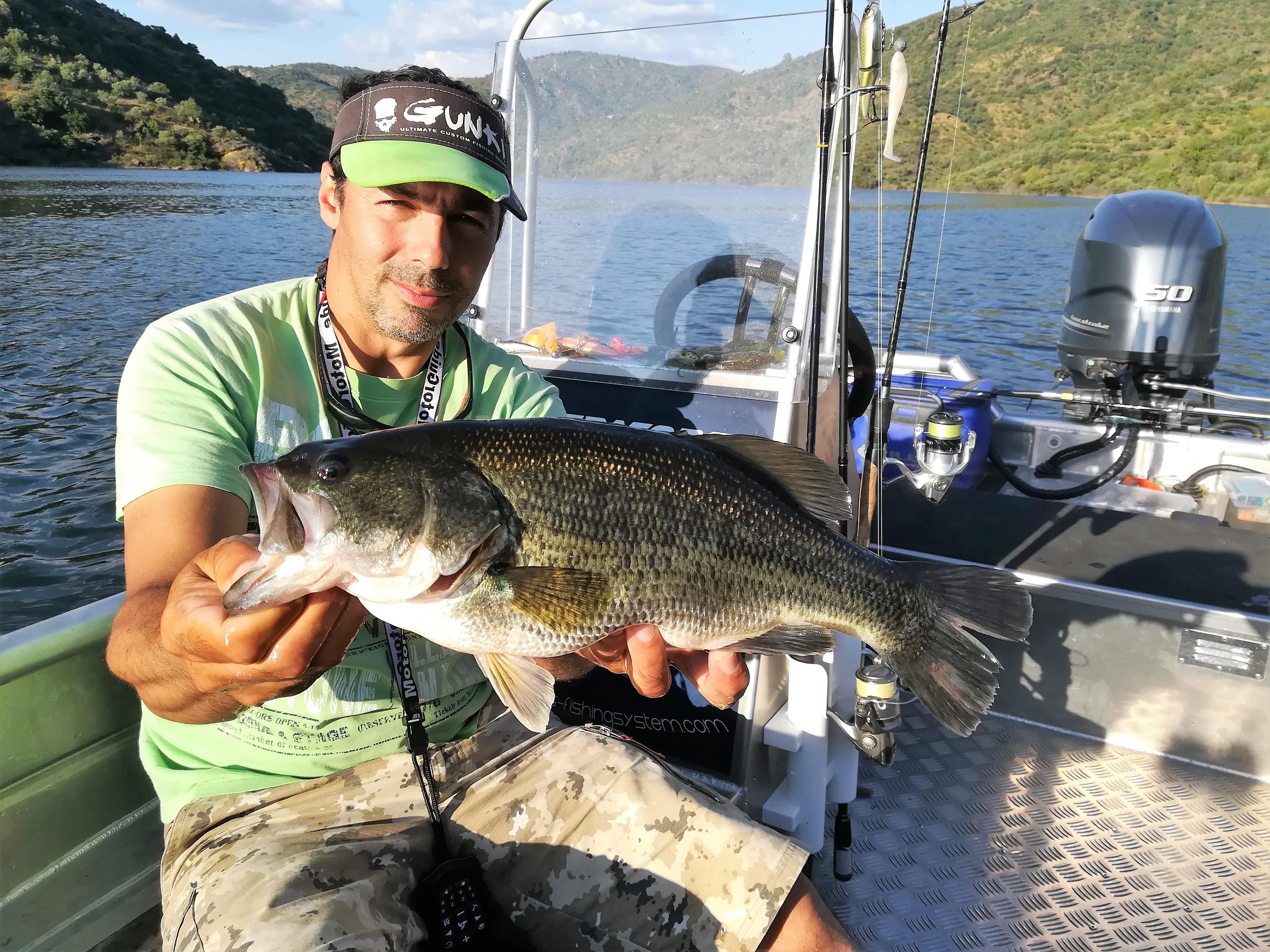 Pêche au Portugal