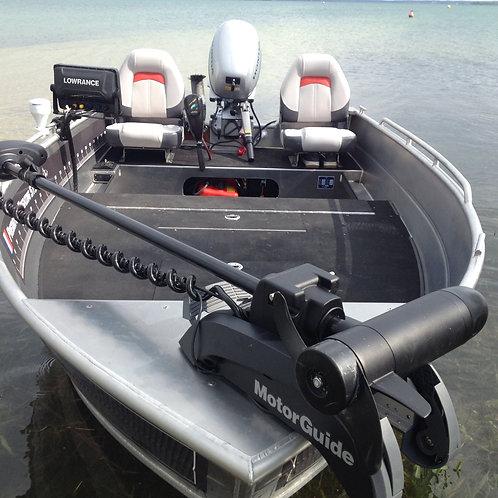 PF Boat 370 ASC-PV, à partir de,