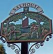 Salhouse Village Sign